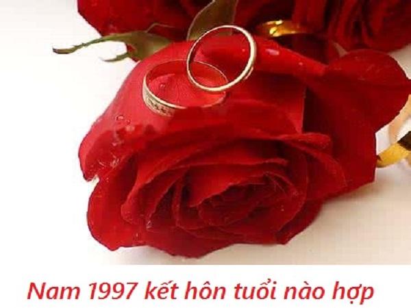 Nam 1997 hợp tuổi nào trong tình yêu hôn nhân?