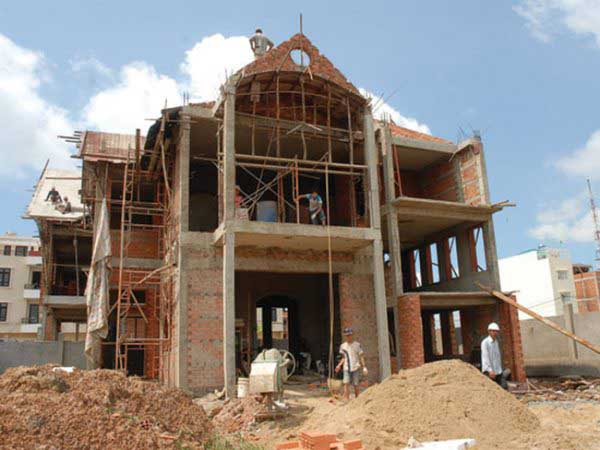 Ngủ mơ thấy xây nhà - Chiêm bao thấy xây nhà có ý nghĩa gì