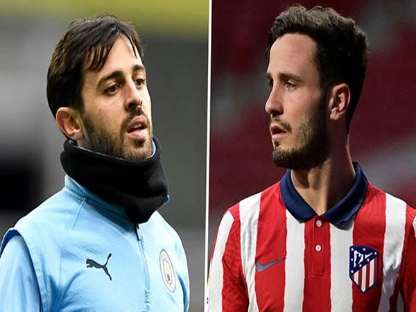 Chuyển nhượng chiều 9/6: Atletico gạ Man City đổi tiền vệ