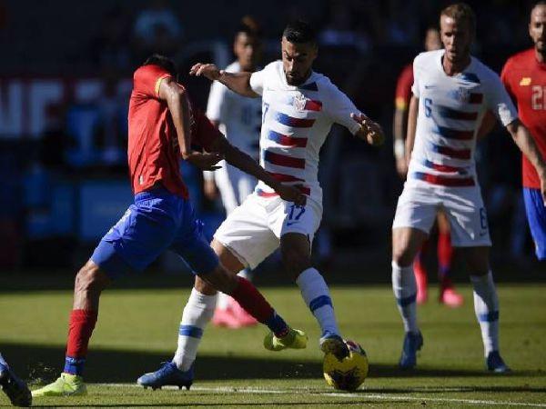 Nhận định, soi kèo Mỹ vs Costa Rica, 06h00 ngày 10/6 - Giao Hữu ĐTQG