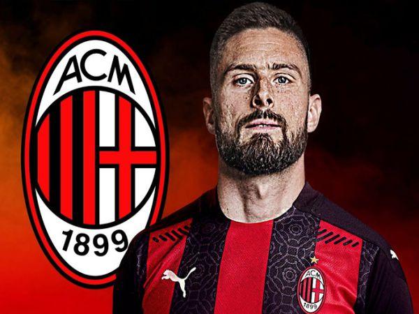 Tin bóng đá trưa 14/6: AC Milan đạt thỏa thuận với Giroud