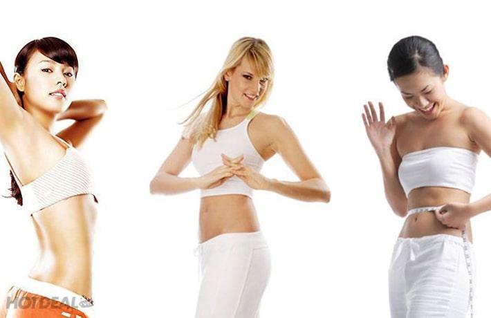 Các phương pháp giảm cân lành mạnh an toàn hiệu quả