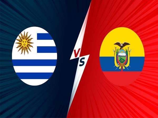 Nhận định kết quả Uruguay vs Ecuador, 05h30 ngày 10/09, Vòng loại WC 2022